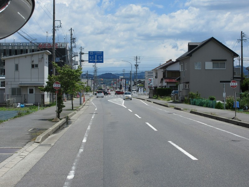 2021.6.17 (16) JR岡崎駅西口いきバス - 下河原バス停 1600-1200