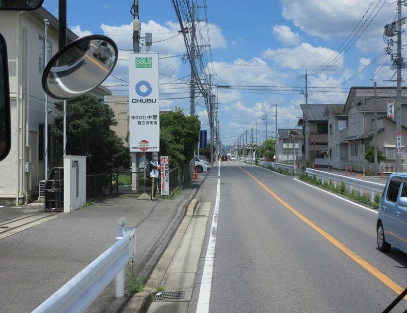 2021.6.17 (19) JR岡崎駅西口いきバス - 牧御堂バス停 1520-1170