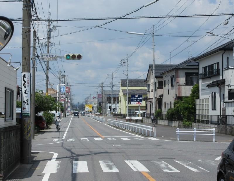 2021.6.17 (24) JR岡崎駅西口いきバス - 法性寺町荒子交差点 1550-1200