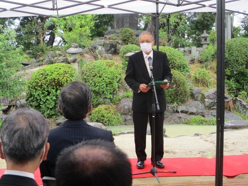 2021.6.19 岡本兵松翁生誕200年記念式典 (4) 1600-1200