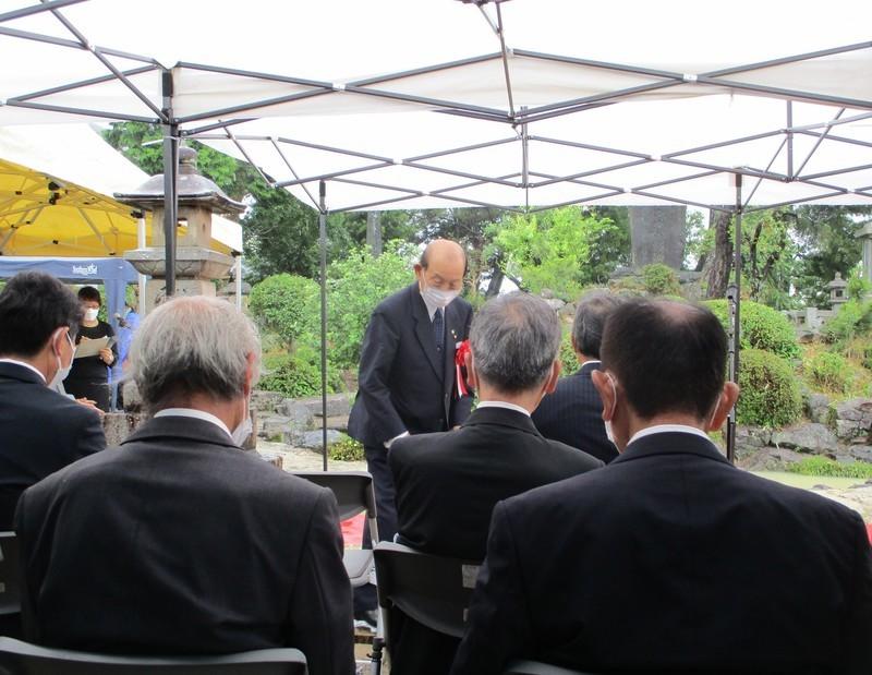 2021.6.19 岡本兵松翁生誕200年記念式典 (8) 1550-1200