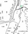 図3)乙川の旧流路 445-550