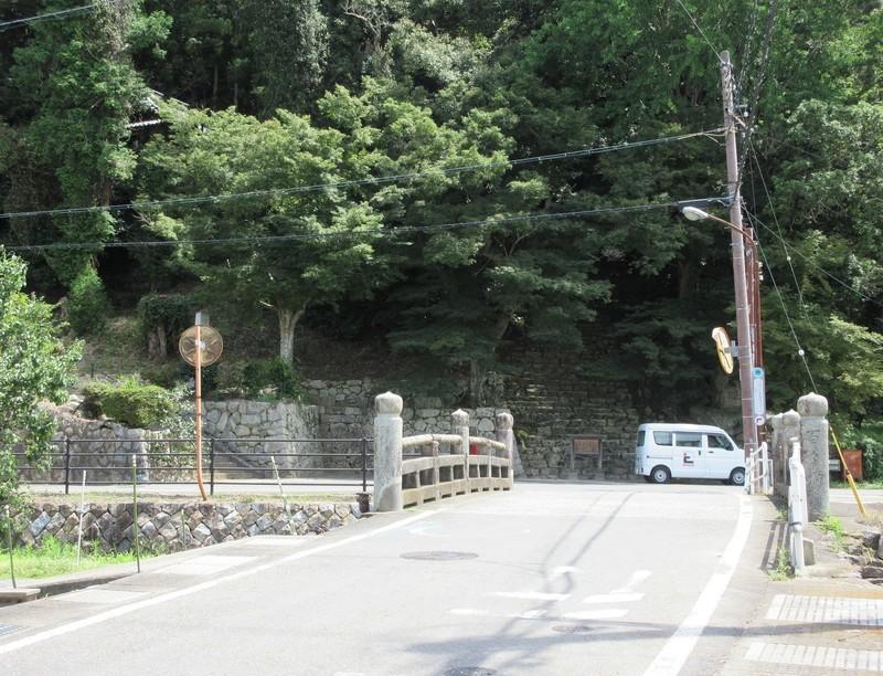 2021.7.15 (26) 安土城した - 百々橋(どどばし) 1960-1500