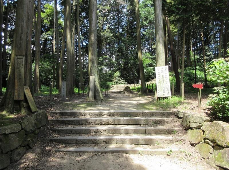 2021.7.15 (33) 安土城 - いしだん 1980-1470