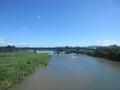 2021.7.19 (5) 豊橋いき急行 - 矢作川をわたる 1600-1200