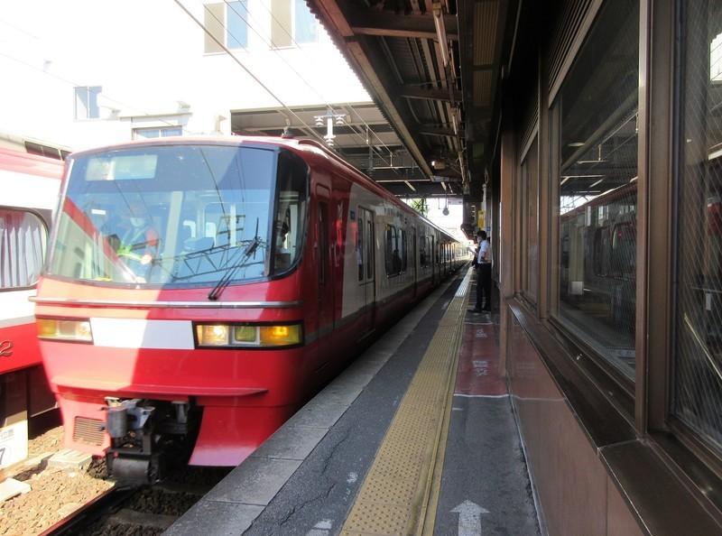 2021.7.19 (76) 東岡崎 - 岐阜いき特急 1590-1180