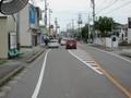 2021.7.27 (140) 東岡崎いきバス - 真伝町バス停 2000-1500