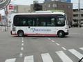 2021.7.27 (142) 東岡崎いきバス - 石神橋北交差点を直進 1600-1200