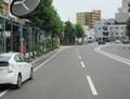 2021.7.27 (144) 東岡崎いきバス - 本町バス停 1750-1320