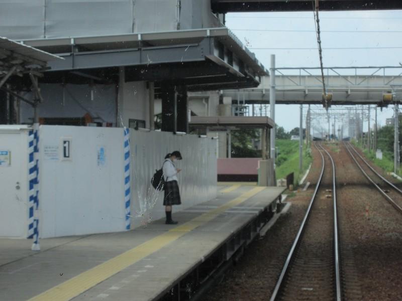 2021.9.16 (13) 岐阜いき特急 - 岡崎公園前 1400-1050