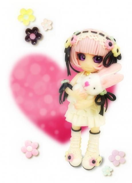 ロリータ人形