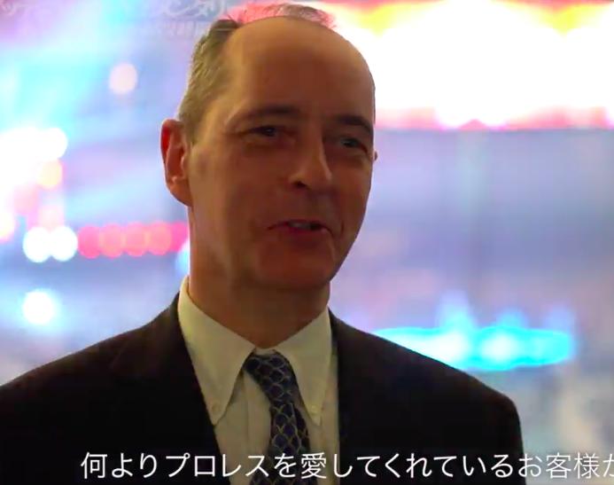 新日本プロレスメイ社長