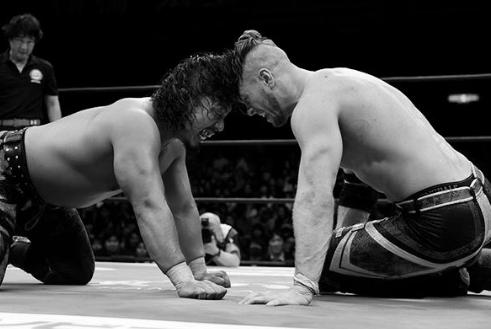 新日本プロレス、鷹木信悟とウィル・オスプレイ