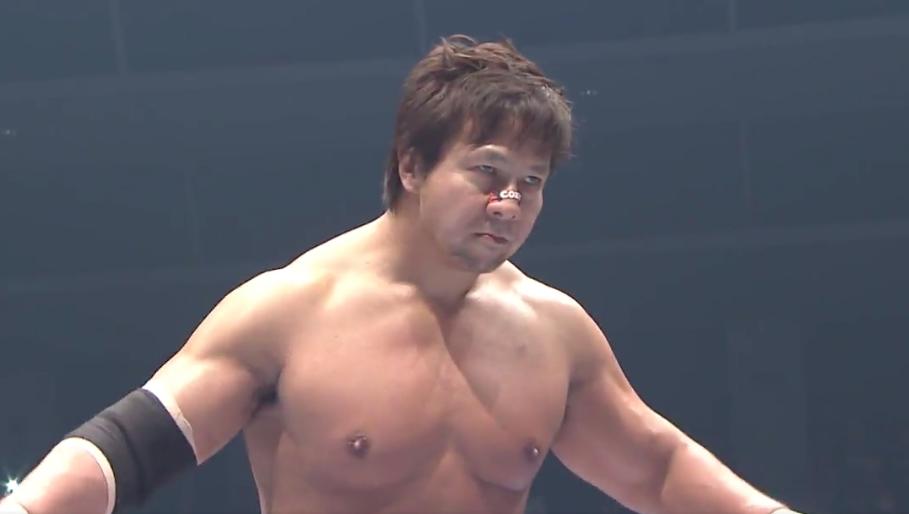 新日本プロレス、小島聡選手