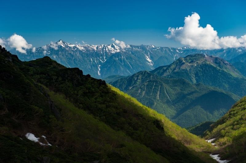 登山したい山