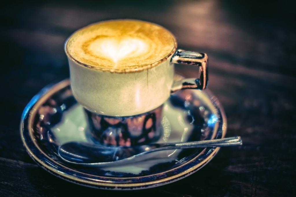 美味しそうなカフェ