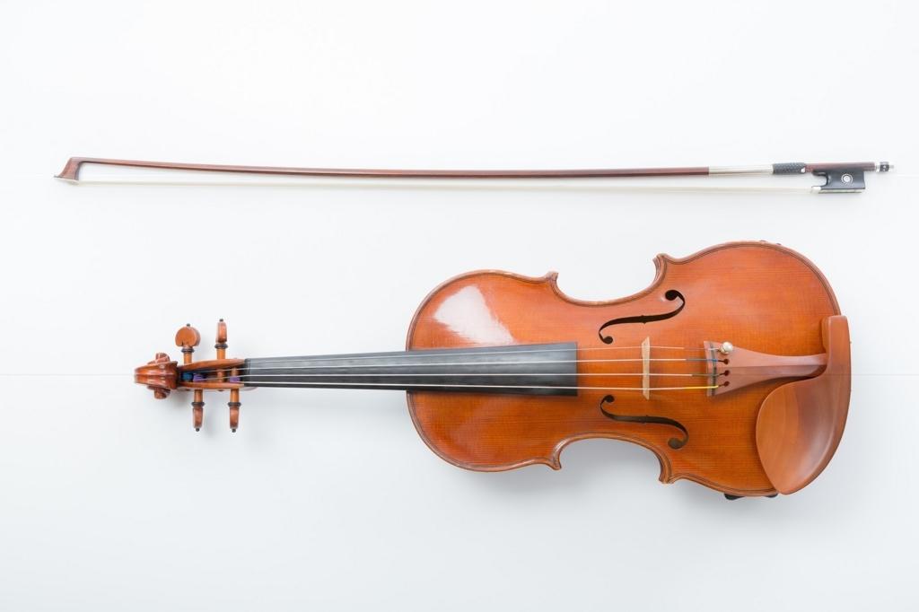楽器の代名詞ヴァイオリン