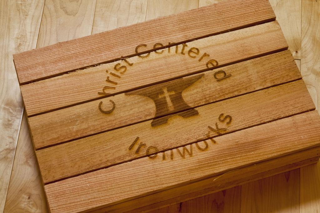 木箱の写真