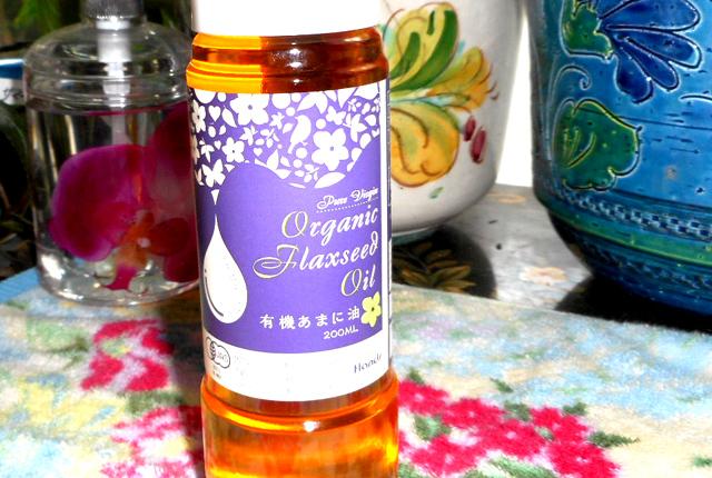 亜麻仁油はアトピー改善に効果的