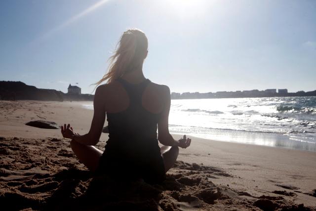 マインドフルネス瞑想を始めてみる