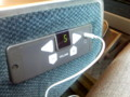 NHKラジオ第一なう(iPodのイヤホンで聞く車内放送)