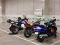 Q'sモール地下駐輪場