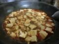 麻婆豆腐・3