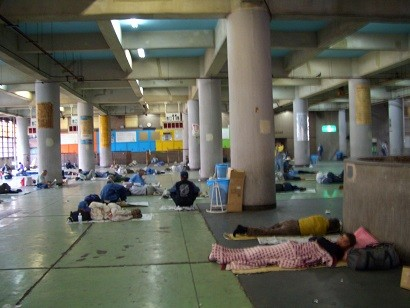2005年6月8日・釜ヶ崎