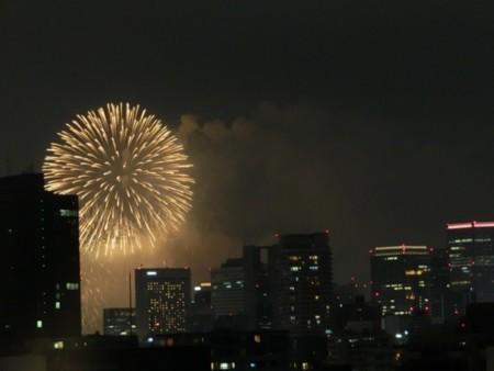 淀川花火・3