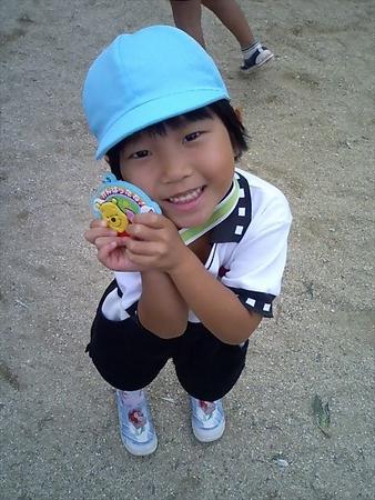 2007年 有南運動会(4歳)