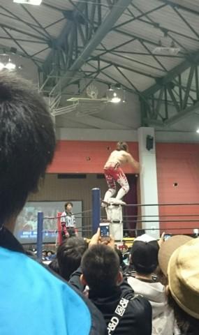 新日本プロレス in ニューサンピア栃木