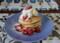 [パンケーキ][いちご]