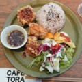 CAFE TORA ランチ