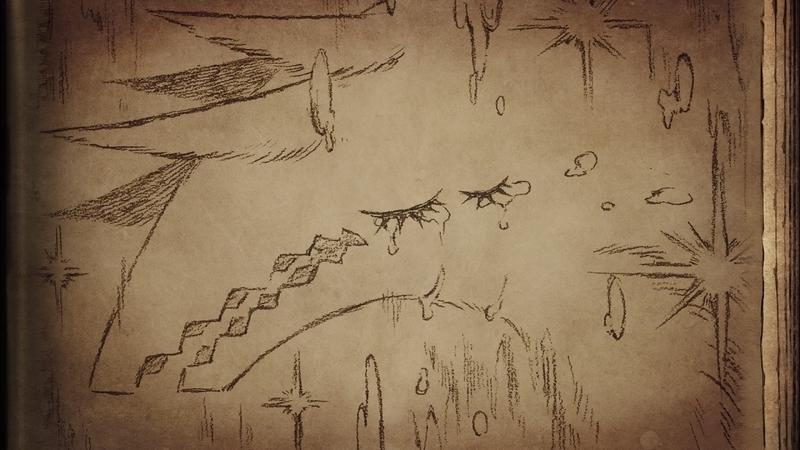 嘘つき姫と盲目王子 姫が森の魔女に記憶を消されるシーン BGM 1時間耐久動画サムネ