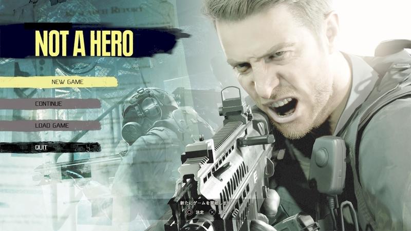 バイオハザード7 not a hero攻略 (1)