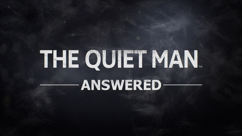 THE QUIET MAN 2周目 Answered攻略 (2)