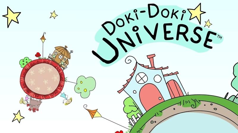 Doki-Doki Universe (1)