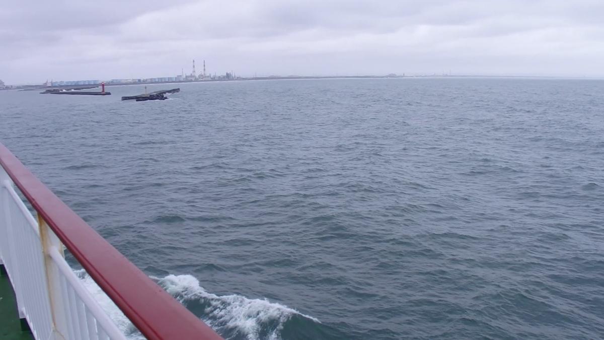 苫小牧入港1