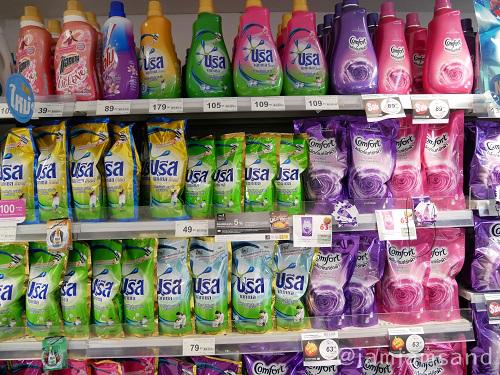 タイ 洗剤