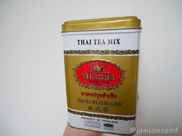 タイ ミルクティー パック お土産