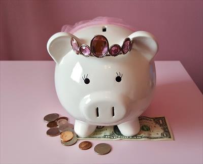 お金を貯めこむことについてのお話
