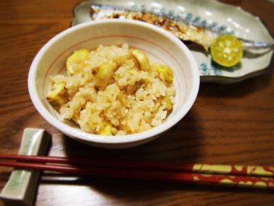 秋と言えば栗ご飯!美味しい栗ご飯ってどうやって作るの?