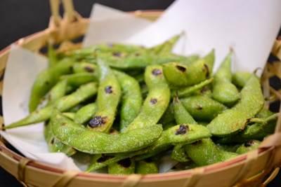 焼き枝豆の作り方
