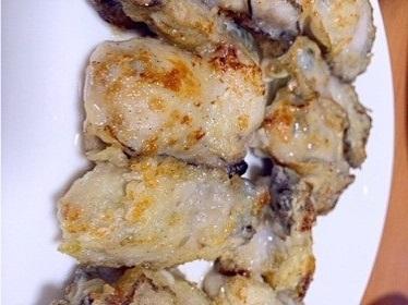 【牡蠣(かき)のバター焼きレシピ】広島で習ったぷりぷりの牡蠣のバター焼きの作り方