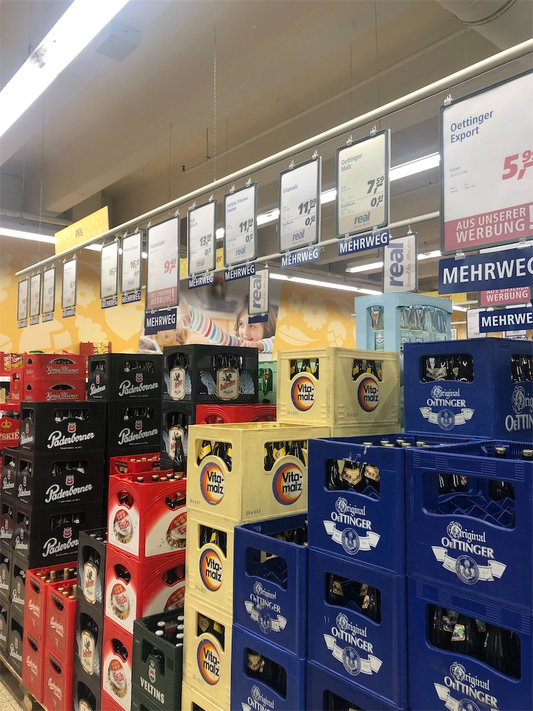 ビール売り場2