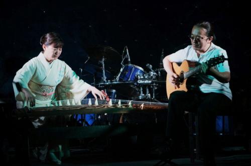 Aki & Kuniko Concert in Jazz n' bluz (Cebu City)