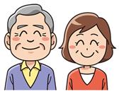 60代夫婦のイメージ画像