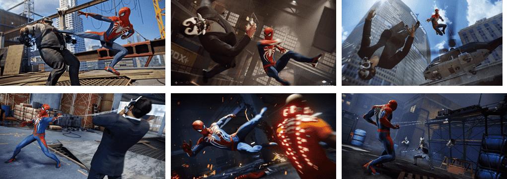 プレイステーション4スパイダーマン