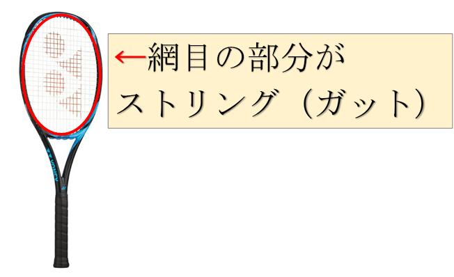 大坂なおみ仕様のラケット