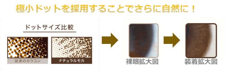エバカラーワンデーの新色バージョン